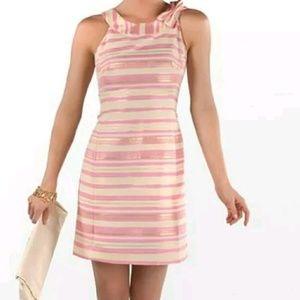 Lilly Pulitzer Elias Stripe Bow Dress